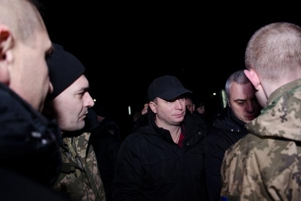 Степан Барна: Троє наших хлопців повернулися з полону – а це означає, що одна із страшних сторінок війни для нас перегорнута (Фото)