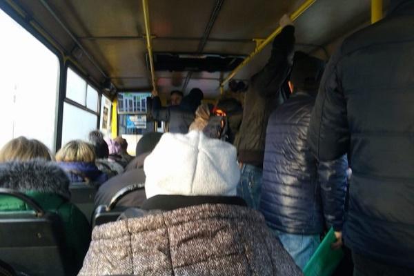 У тернопільських маршрутках хочуть встановити відеокамери