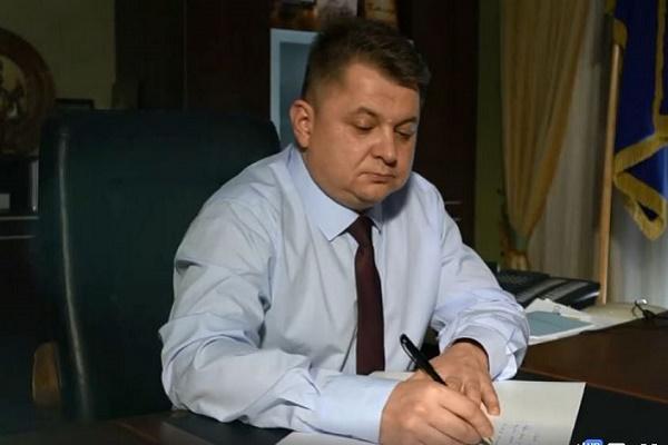 Віктор Овчарук відзначив медичних працівників Борщівського району