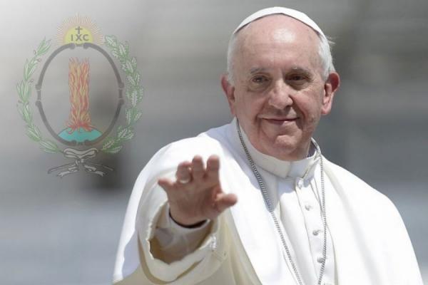 Пасхальна Вігілія під проводом Папи Франциска з базиліки святого Петра у Ватикані
