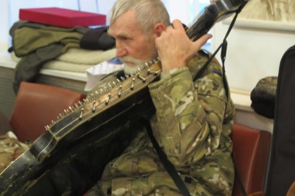 Найстарший воїн АТО Борис Мельник – родом із Тернопільщини