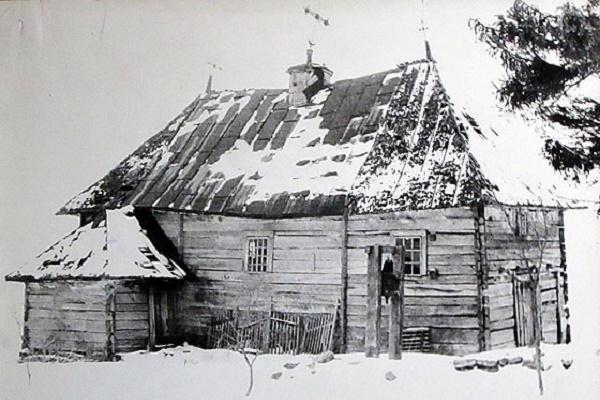 Церква у Козині: унікальні фото і призабута історія