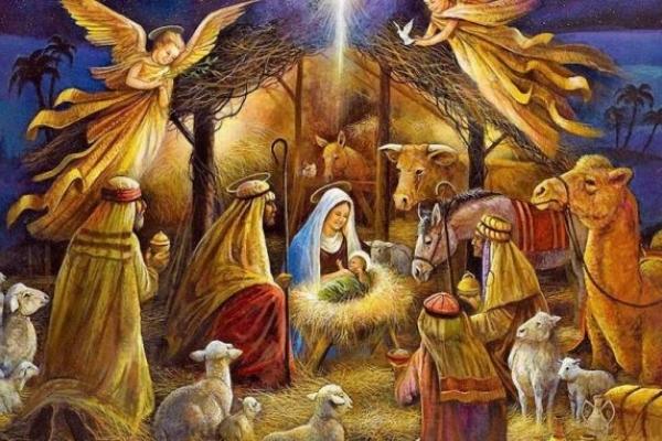 Різдвяне послання архиєпископа та митрополита Тернопільсько-Зборівського Василія