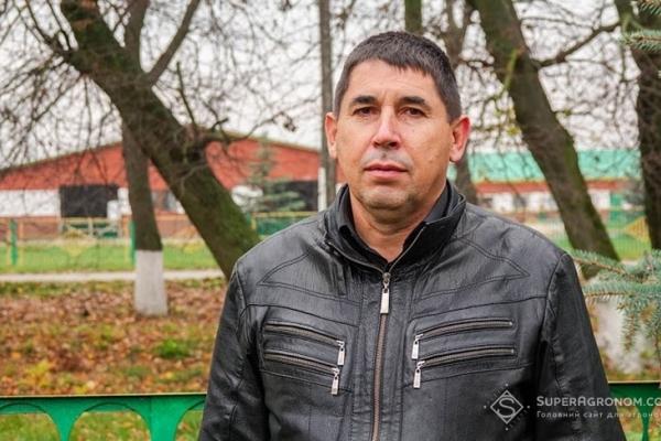 Василь Градовий: «Земля це — велика праця»