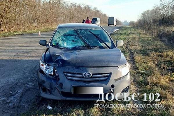В Борщівському районі в ДТП загинула студентка