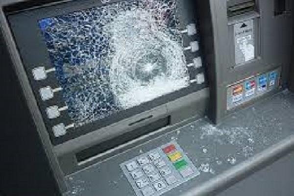 Напідпитку розтрощив банкомат