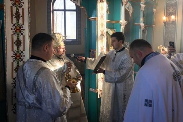 Священик з Тернопільщини отримав високу церковну нагороду