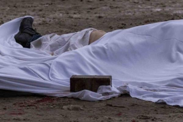 У Тернопільському парку жінка з собакою знайшла труп