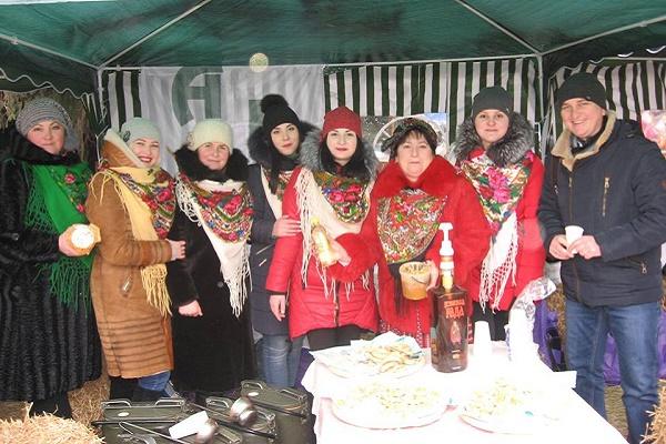 У Великогаївській громаді відбувся святковий захід «Різдво в Тернопільському районі» (Фото)