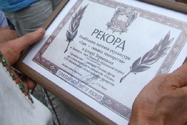 Здобутки і таланти: 7 досягнень внесли у «Книгу рекордів Тернополя» у 2017-му (Відео)