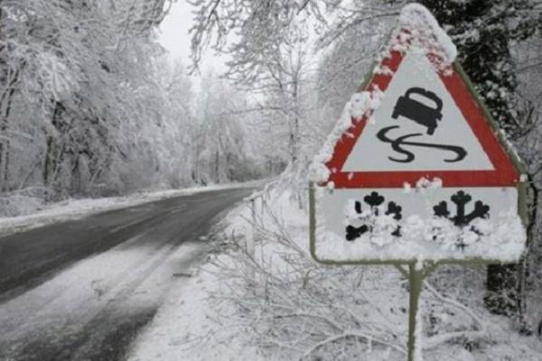 Ситуація на дорогах Тернопільщини під контролем шляховиків (Відео)