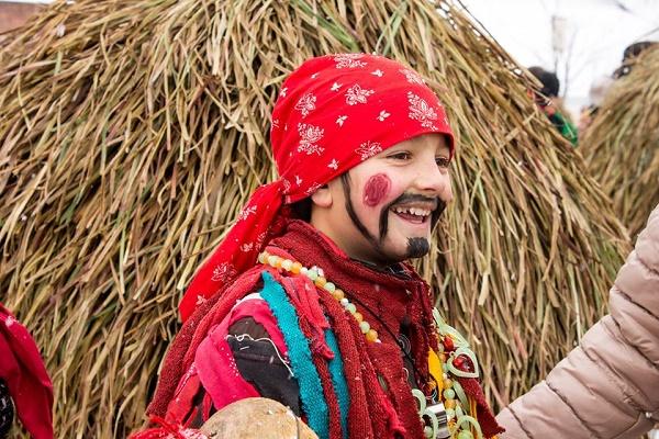 Тернополянин вражений румунською Маланкою
