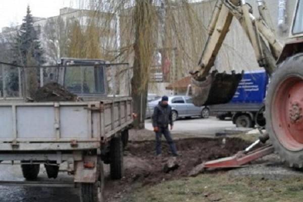 Новий контейнерний майданчик влаштовують на «Східному»
