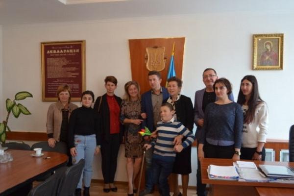 Поляки допоможуть зробити щось добре для дітей у Ланівцях