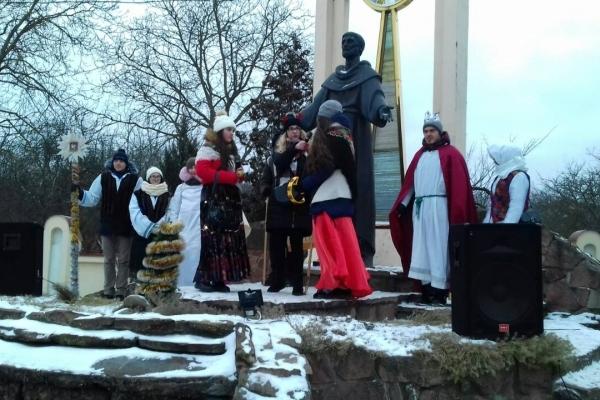 У Тернополі відбувся XVIII фестиваль вертепів (Фото)
