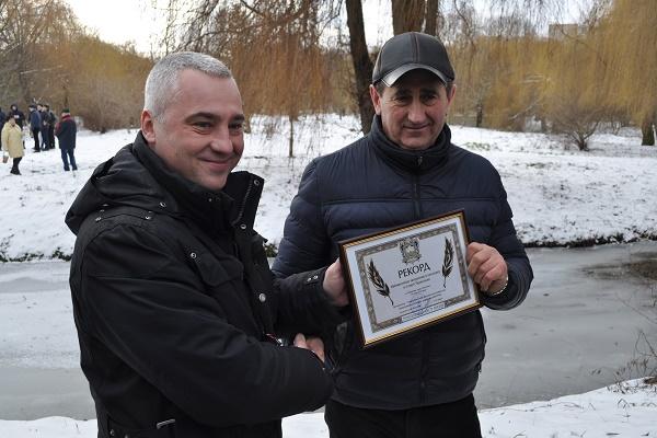 У Тернополі встановили ще один рекорд