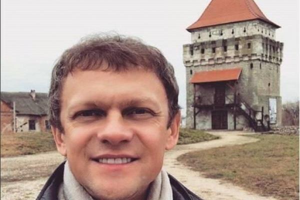 Гуморист Гарік Бірча відвідав Тернопільщину