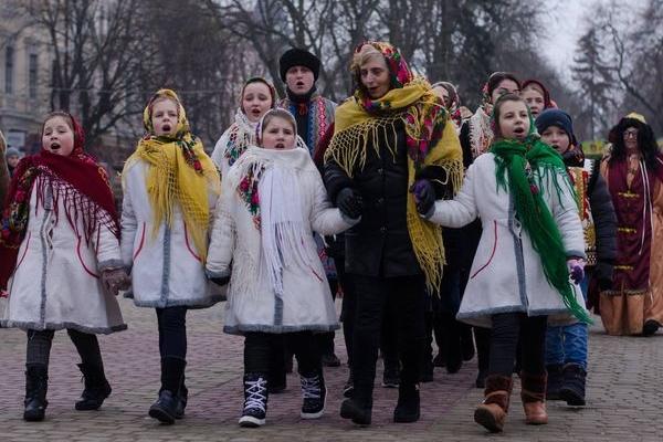 На Тернопільщині відбувся ювілейний фестиваль «Нова радість стала» (Фото)