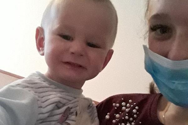 На Тернопільщині просять допомогти малюку, якого мама залишила в Підгаєцькій лікарні