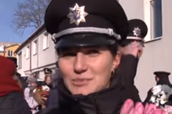 Сестра Олени Підгрушної здійснила мрію дитинства (Відео)