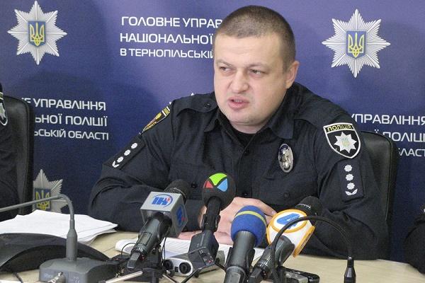 В поліції Тернопільщини розповіли про резонансні справи (Відео)