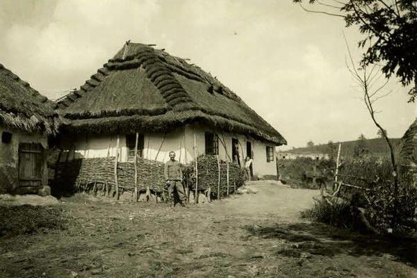 Оліїв в Першу світову (Фото)
