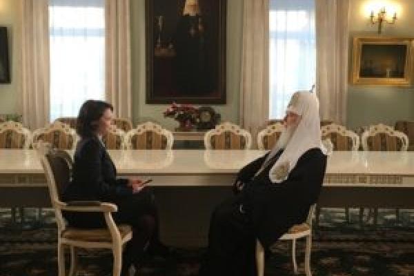 Патріарх Філарет назвав Путіна новим Каїном (Відео)
