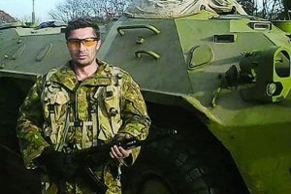 Усі, хто був за пагорбом, загинули. Мене врятував «Фотограф», – воїн АТО з Тернопільщини
