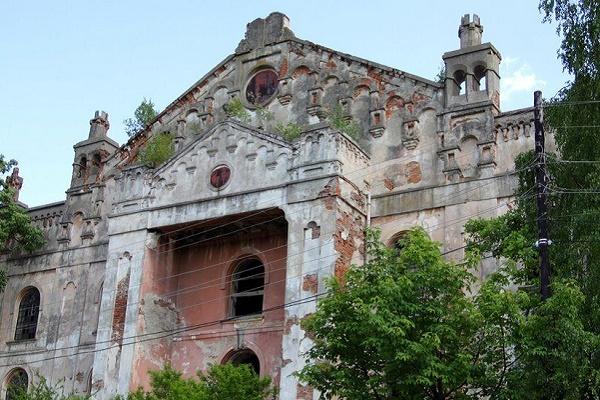 На Тернопільщині зникають старовинні єврейські пам'ятки