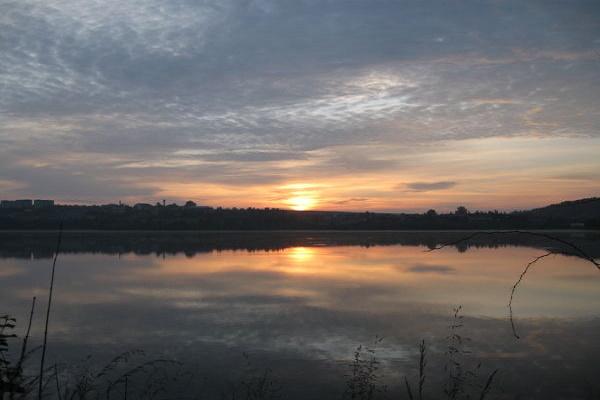 Замість Сейшел – бережанське озеро, – мешканці району про відпочинок Луценка (Відео)