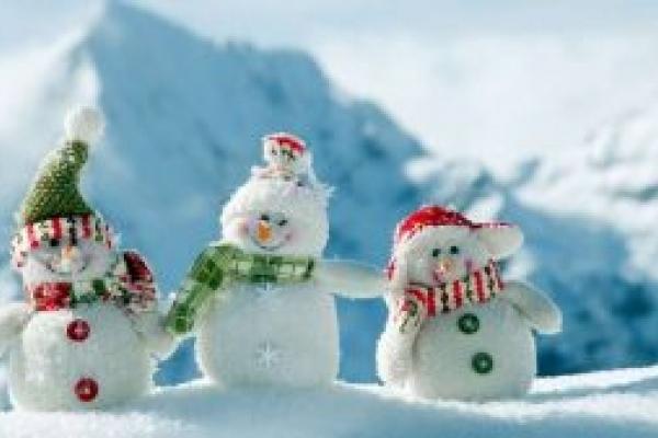 Тернополян запрошують на набережну озера згуртовано ліпити сніговиків