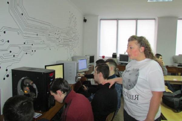 Чортківські студенти доповнили Вікіпедію новими статтями (Фото, Відео)