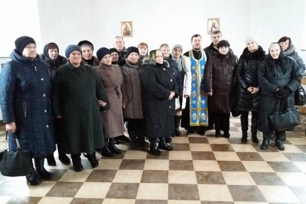 Кременецький священик об'єднує родини загиблих героїв (Фото)