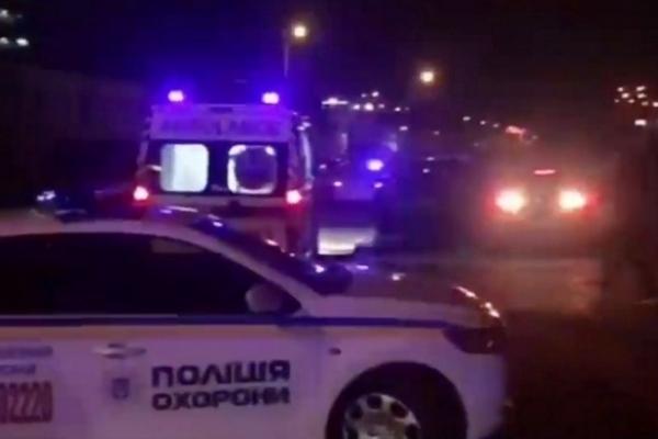 У Києві через зауваження почалася стрілянина