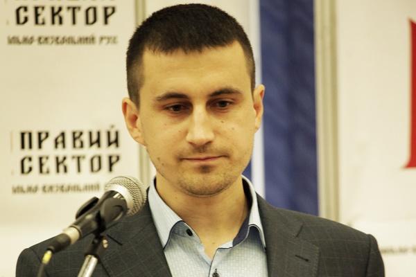 Василь Лабайчук, член Проводу ПС: «Без участі народу ощасливити народ не вдасться»