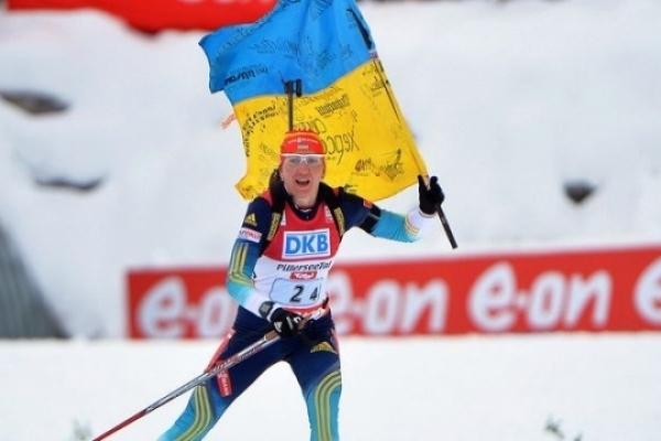Прапор України на відкритті Олімпіади-2018 в Пхйончхані понесе біатлоністка з Тернополя Олена Підгрушна
