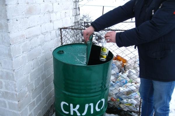 Громади на Тернопільщині вчаться сортувати сміття (Фото)