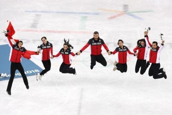 Олімпіада-2018. Чемпіони третього дня (Фото)