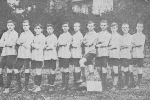 Футбольний клуб зі світовим ім'ям існував на Тернопільщині?