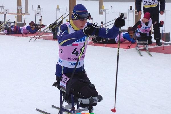 Тернополянин Тарас Радь на Кубку Світу з лижних перегонів та біатлону здобув 4 медалі