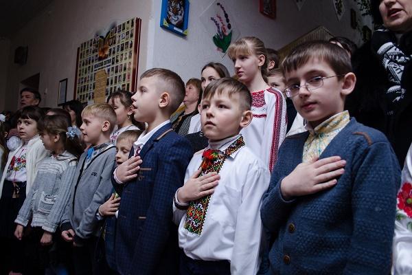Тарас Юрик: «Оліївська школа – це символ перетворень в освітній мережі області»