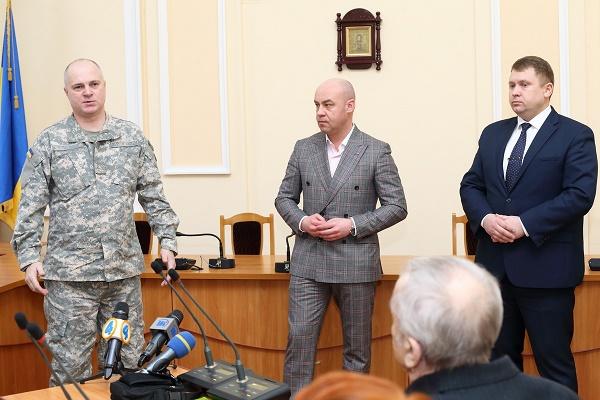 Очільник Тернополя Сергій Надал провів зустріч з ветеранами війни в Афганістані