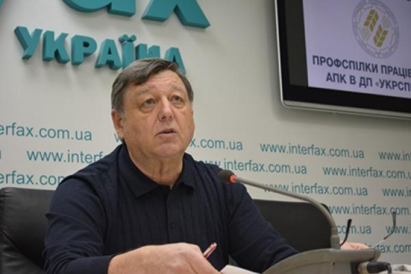 Віталій Сосницький: Підприємства Тернопільщини повинні стати локомотивами, які активізують усю спиртову галузь України