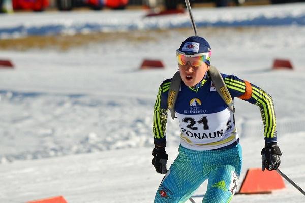 Тернопільська спортсменка заплакала у Кореї