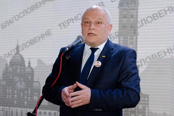 Перший віце-прем'єр-міністр України Степан Кубів: Довіра до Тернопілля зростає як в Україні, так і в світі