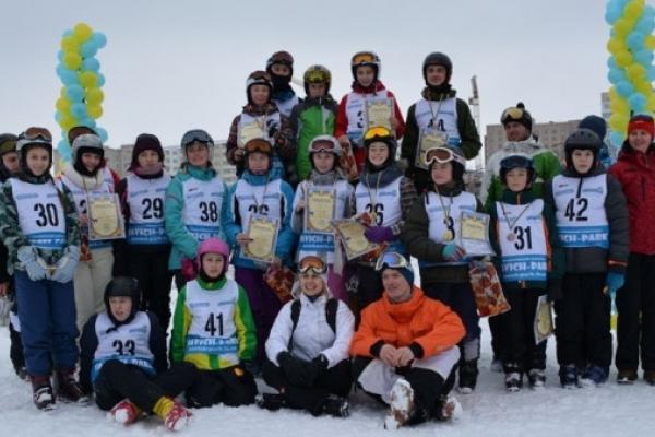 В «Савич-парку» у Тернополі змагалися майбутні олімпійці