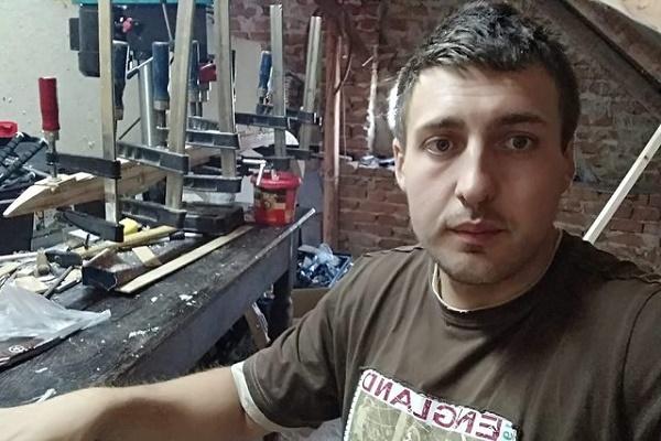«Сани роблю дома в гаражі»: саночник з Тернопільщини відповів міністру спорту на слова про фінансування
