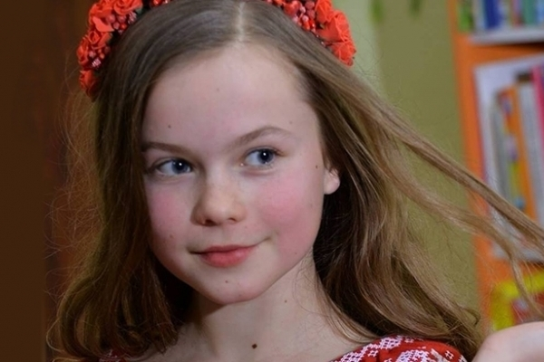 Тернопільська школярка зіграє у детективному фільмі «Позивний Бандерас»