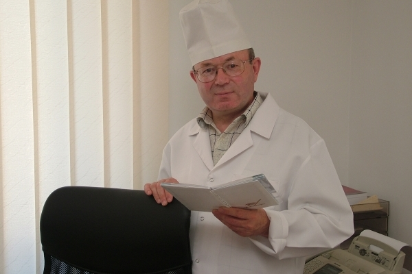 Олександр Хара. Лікар зі світлою душею