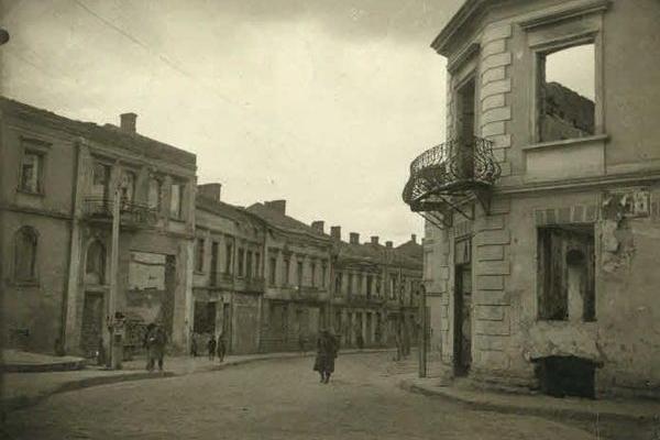 Бучач на фото з австрійського архіву (1915-1918)
